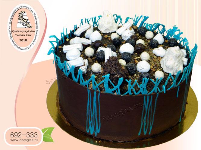 торт безмастичный шоколад