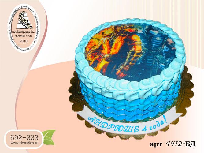 бд детский торт фото ассасин