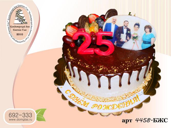 бжс торт с потеками ягодами фото