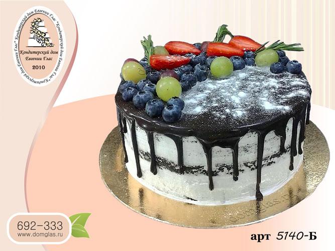 б торт клубника голубика розмарин