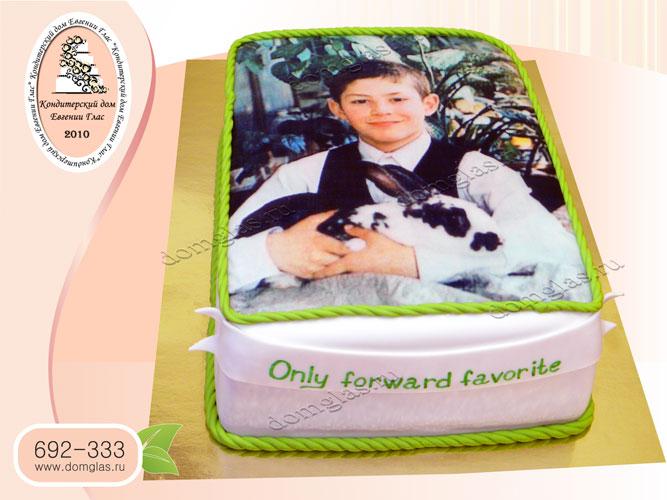 торт детский фото мальчик