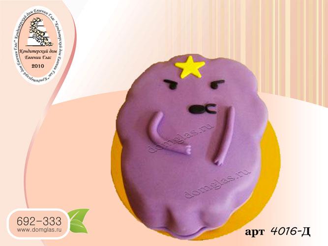 д торт принцесса пупырка время приключений