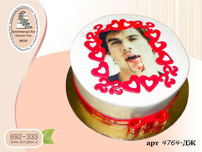 дж фото торт звезда