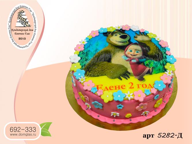 д торт фото маша и медведь