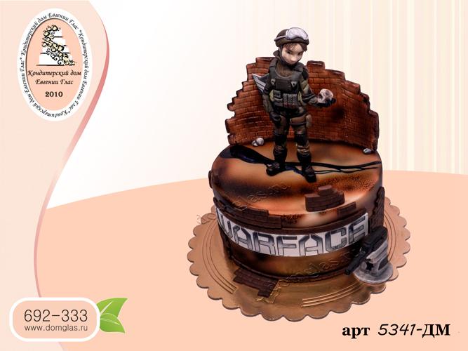 дм торт игра ворфейс фигурка