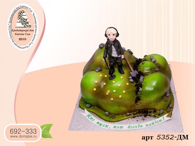 дм торт кладоискатель