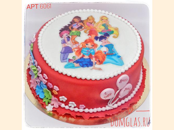детский для девочек с принцессами Дисней