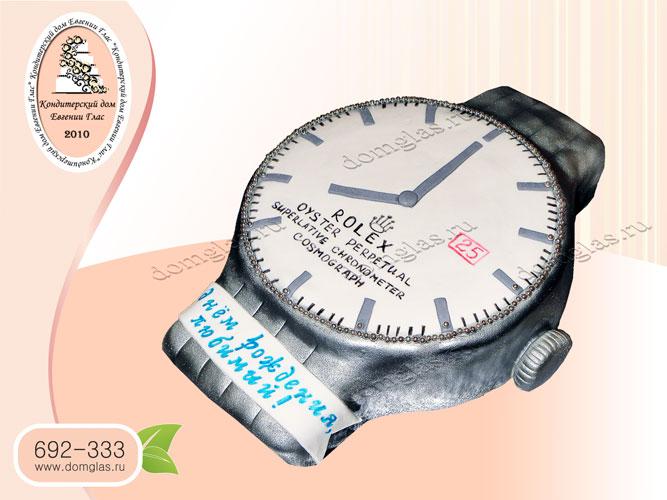 торт мужской часы наручные