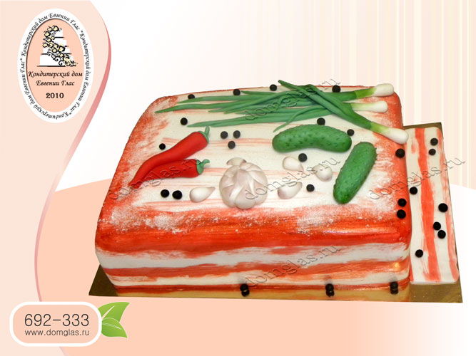 торт мужской сало перец лук