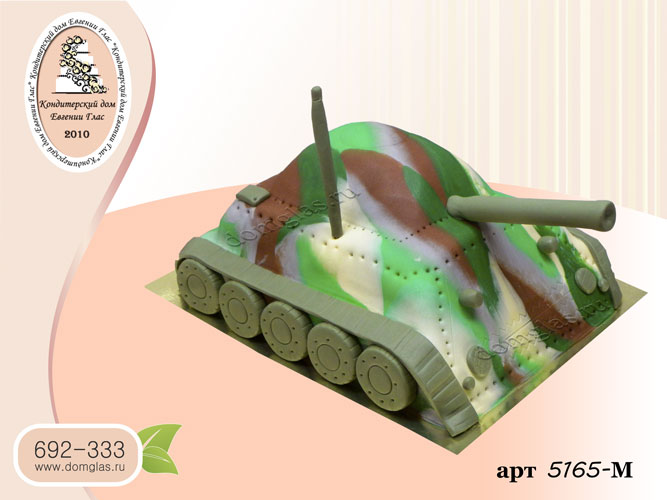 м торт танк