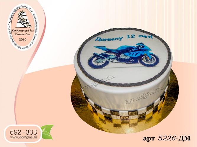 мд фото торт мотоцикл