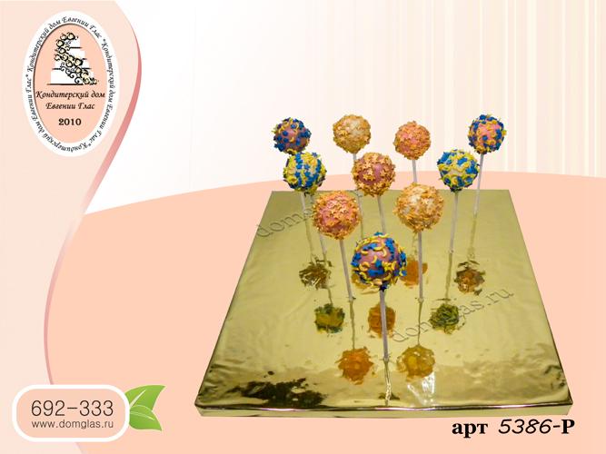 разные сладости кейк-попсы посыпка