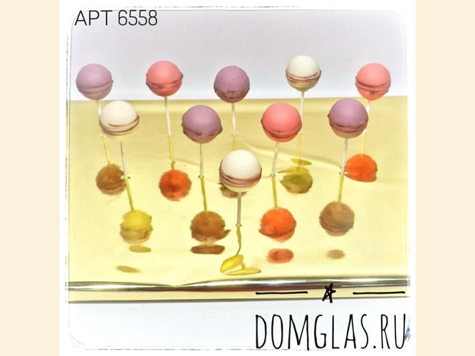 разные сладости кейкпопсы разноцветные