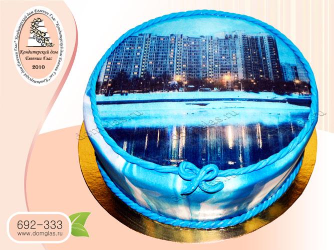 торт тематический город нижневартовск фото
