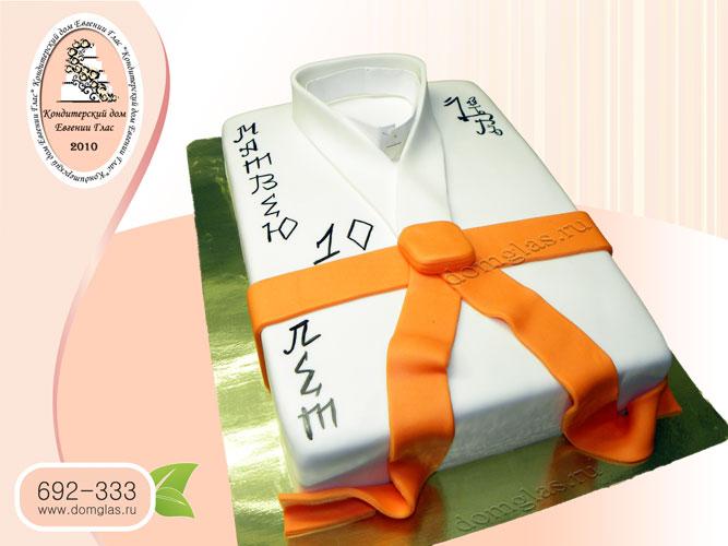 торт тематический кимоно