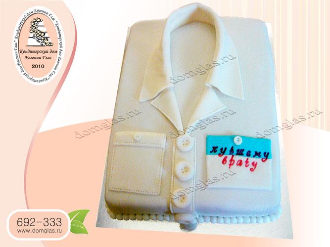 торт тематический врачу медицинский халат