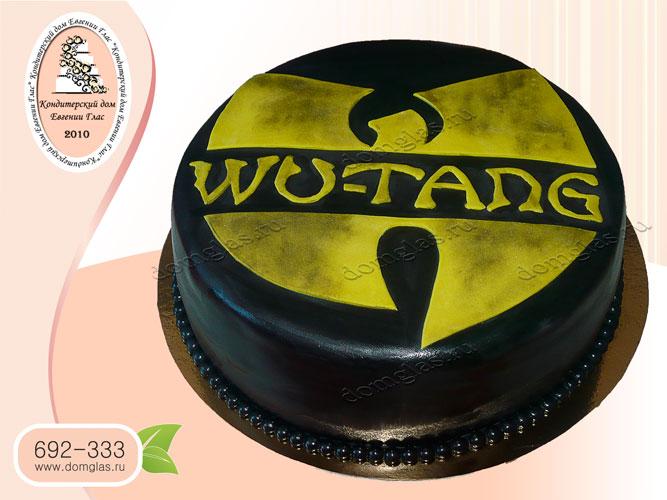 торт тематический wu tang