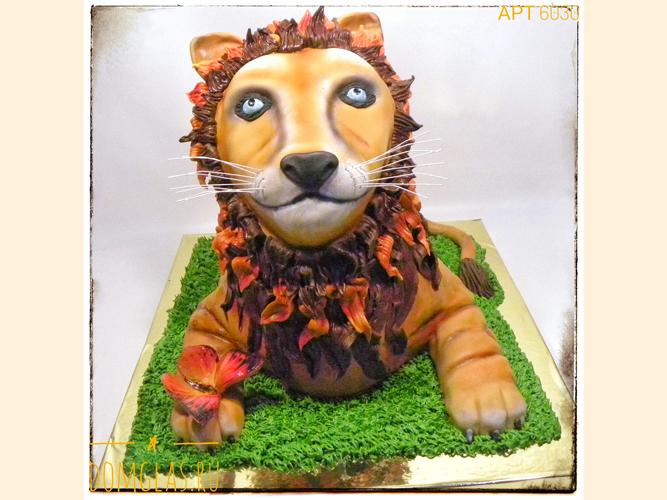 тематический тигр 3D